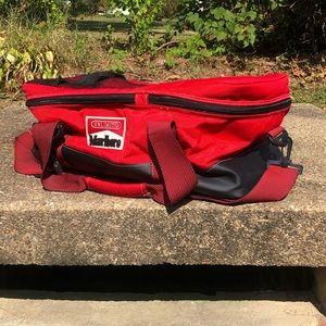 Marlboro  unlimited insulated zipper travel bag.